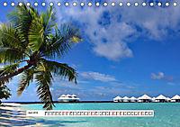 So schön sind die Malediven (Tischkalender 2019 DIN A5 quer) - Produktdetailbild 4