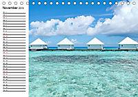 So schön sind die Malediven (Tischkalender 2019 DIN A5 quer) - Produktdetailbild 11