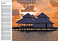 So schön sind die Malediven (Tischkalender 2019 DIN A5 quer) - Produktdetailbild 7