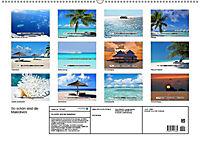 So schön sind die Malediven (Wandkalender 2019 DIN A2 quer) - Produktdetailbild 11