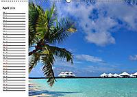 So schön sind die Malediven (Wandkalender 2019 DIN A2 quer) - Produktdetailbild 4