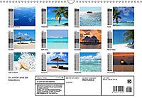 So schön sind die Malediven (Wandkalender 2019 DIN A3 quer) - Produktdetailbild 13