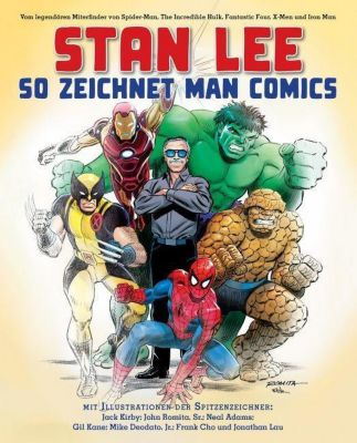So zeichnet man Comics, Stan Lee