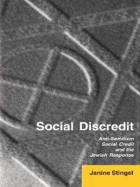 Social Discredit, Janine Stingel