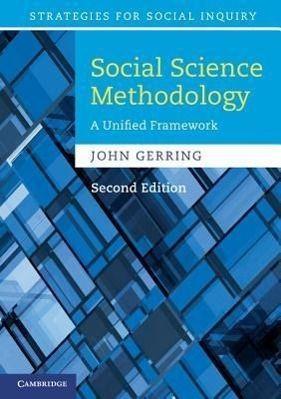 Social Science Methodology, John Gerring
