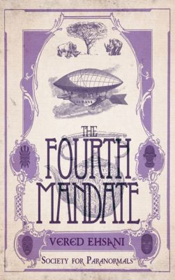 Society for Paranormals: The Fourth Mandate, Vered Ehsani
