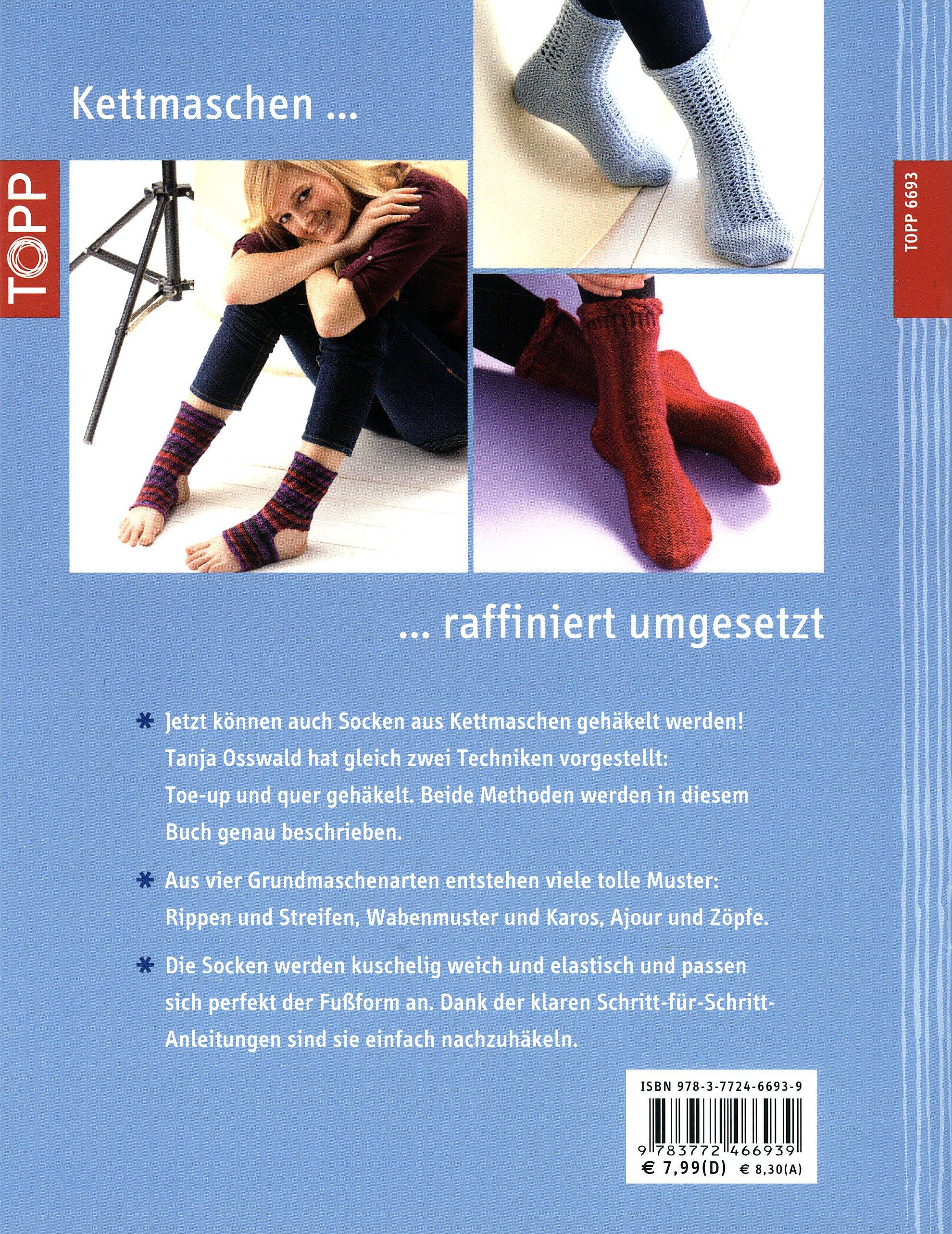 Socken Aus Kettmaschen Häkeln Buch Bei Weltbildch Bestellen