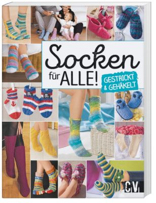 Socken für alle! -  pdf epub