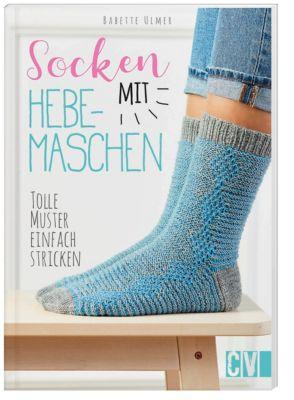 Socken mit Hebemaschen - Babette Ulmer |