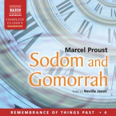 Sodom and Gomorrah (Unabridged), Marcel Proust