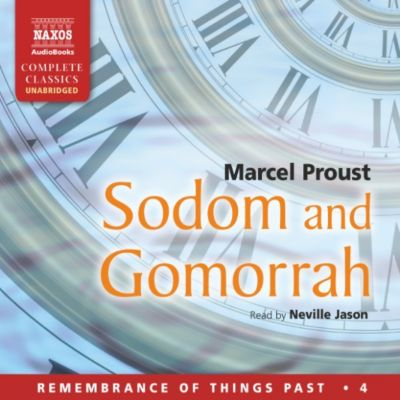 Sodom and Gomorrah (Unabridged), Marcel Proust