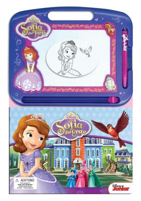 Sofia die Erste mit Lern- und Zaubertafel