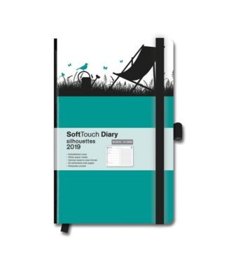 SoftTouch Silhouettes Diary Garden 2019