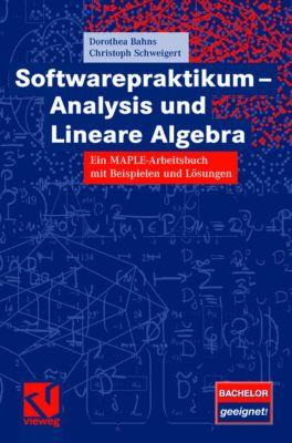 Softwarepraktikum - Analysis und Lineare Algebra, Dorothea Bahns, Christoph Schweigert
