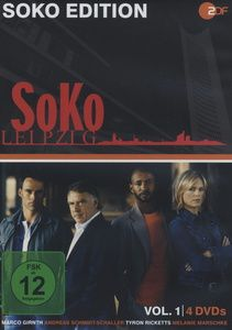 Soko Leipzig Vol. 1, Eva Zahn, Volker A. Zahn, Roland Heep, Frank Koopmann, Axel Hildebrand, Markus Hoffmann, Heike Rübbert, Hen Hermanns, Nani Mahlo