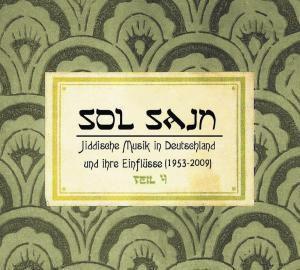 Sol Sayn Vol.4 Jiddische Musik In Deutschland, Diverse Interpreten