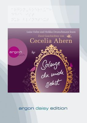 Solange du mich siehst, 1 MP3-CD (DAISY Edition), Cecelia Ahern