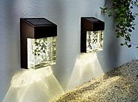 Solar-Beleuchtung, 2er-Set - Produktdetailbild 2