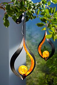 """Solar-Dekohänger """"Candela"""" - Produktdetailbild 1"""