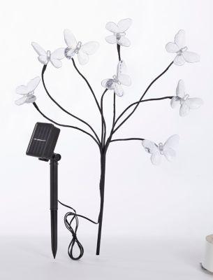 Solar-Gartendeko Mariposa