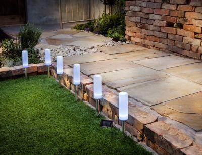 Solar-Gartenstecker, 6er-Set