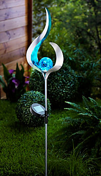 """Solar-Gartenstecker """"Blue Shine"""" - Produktdetailbild 1"""