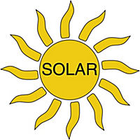 "Solar-Gartenstecker ""Candela"", 2er-Set - Produktdetailbild 3"