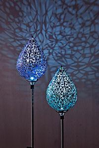 """Solar-Gartenstecker """"Kaschmir"""", 3er-Set - Produktdetailbild 1"""