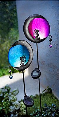 """Solar-Gartenstecker """"Moonlight"""", 2er-Set - Produktdetailbild 1"""