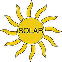 """Solar-Gartenstecker """"Mosaik"""" 2er-Set - Produktdetailbild 2"""