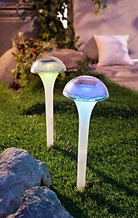 """Solar-Gartenstecker """"Ufo"""", 2er-Set - Produktdetailbild 3"""