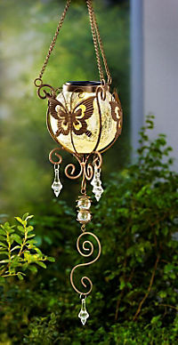 """Solar-Hängedeko """"Schmetterling"""" - Produktdetailbild 1"""