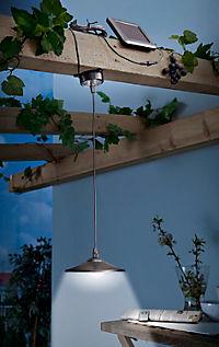Solar-Hängelampe mit Fernbedienung - Produktdetailbild 2
