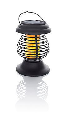 "Solar-Lampe ""Flame"" 2in1 - Produktdetailbild 1"
