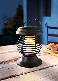 "Solar-Lampe ""Flame"" 2in1 - Produktdetailbild 3"