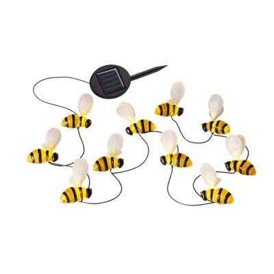 Solar-Lichterkette Bienchen