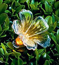"Solar-Lichterkette ""Blume"" - Produktdetailbild 3"