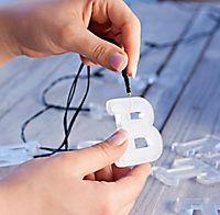"""Solar-Lichterkette """"Buchstaben"""", 77-teilig - Produktdetailbild 5"""