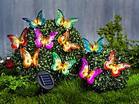 "Solar-Lichterkette ""Schmetterlinge"" - Produktdetailbild 1"