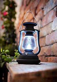 Solar-Petroleumlampe mit LEDs - Produktdetailbild 2