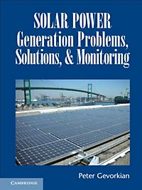 solar energy problems and solutions pdf