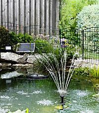 Solar-Springbrunnen - Produktdetailbild 3
