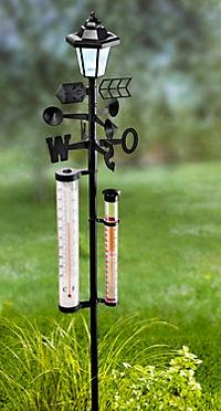 Solar-Wetterstation 5 in 1 - Produktdetailbild 1