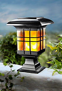 "Solarleuchte ""Flame"", 3 in 1 - Produktdetailbild 2"