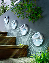 """Solarleuchten """"Garden"""", 4er-Set - Produktdetailbild 3"""