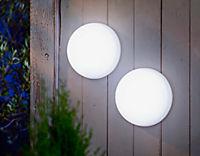 """Solarleuchten """"Luna"""", 2er-Set - Produktdetailbild 1"""