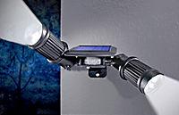 """Solarstrahler """"Twin"""" mit Bewegungsmelder - Produktdetailbild 2"""