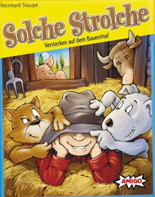 Solche Strolche (Kartenspiel), Reinhard Staupe