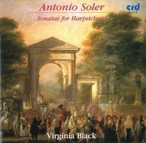 Soler:Harpsichord Works, Virginia Black