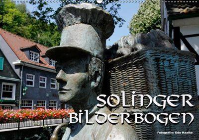 Solinger Bilderbogen 2019 (Wandkalender 2019 DIN A2 quer), Udo Haafke
